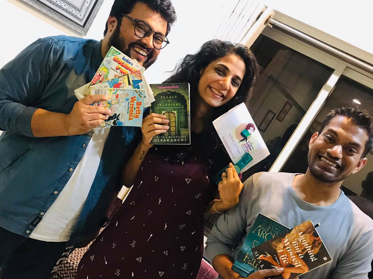 I Hosted My First Ever Book Swap Party At Home And Here's Everything I Learnt