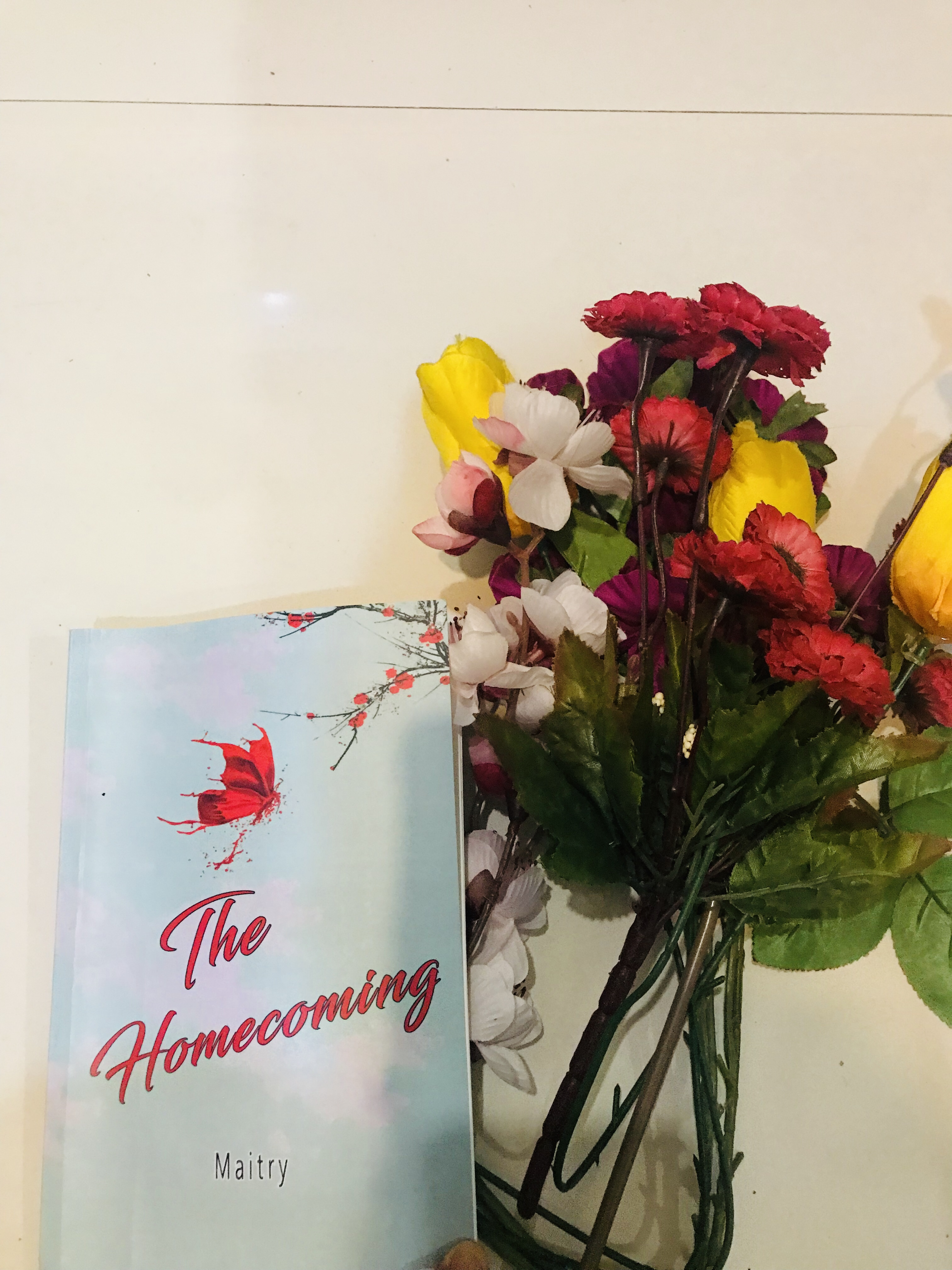 Mini Review: The Homecoming by Maitry